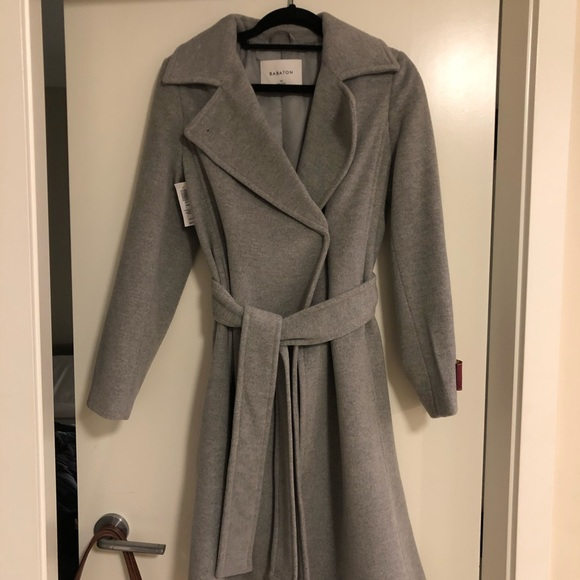 Babaton Jackets & Blazers - Babaton Jake Wool Coat
